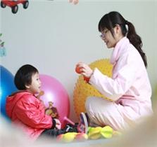 儿童康复科自闭症治疗