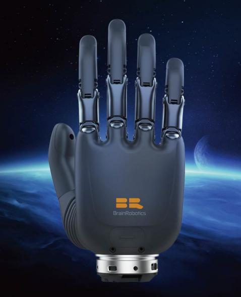 新型脑机接口假肢手    装配效果有多强大?