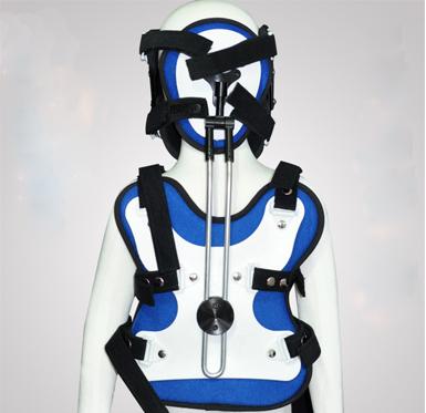 JM227斜颈t矫正矫形器