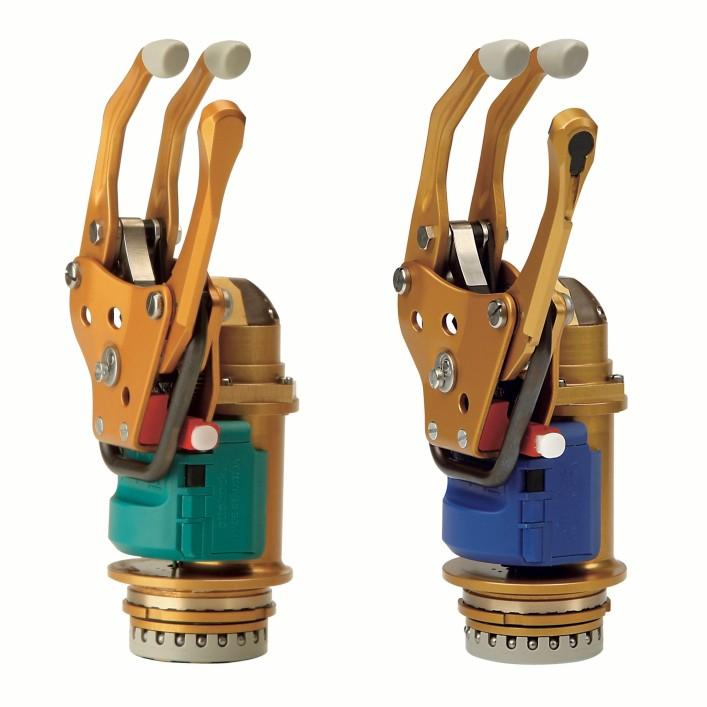 比例控制肌电手和加速感应肌电手
