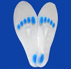 全足硅胶功能鞋垫
