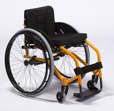 Sagitta_天箭星休闲运动轮椅 欧洲品质 卫美恒 高端运动轮椅
