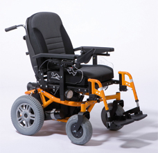 Forest 电动轮椅卫美恒轮椅 电动轮椅
