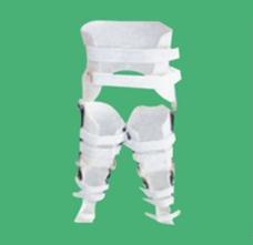 JM512-2支条式双侧髋大腿矫形器 | 佳满假肢