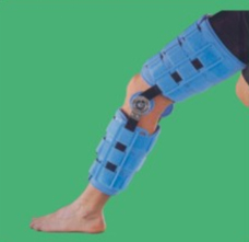 JM332-2插销式膝关节矫形器 | 佳满假肢