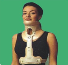 JM211-2带胸部固定的颈椎矫形器|佳满假肢
