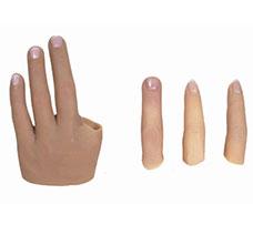 上肢假肢 手指假肢 美容手指|佳满假肢